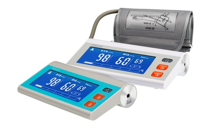 Talking and Non-Talking Upper-Arm Blood-Pressure Monitors