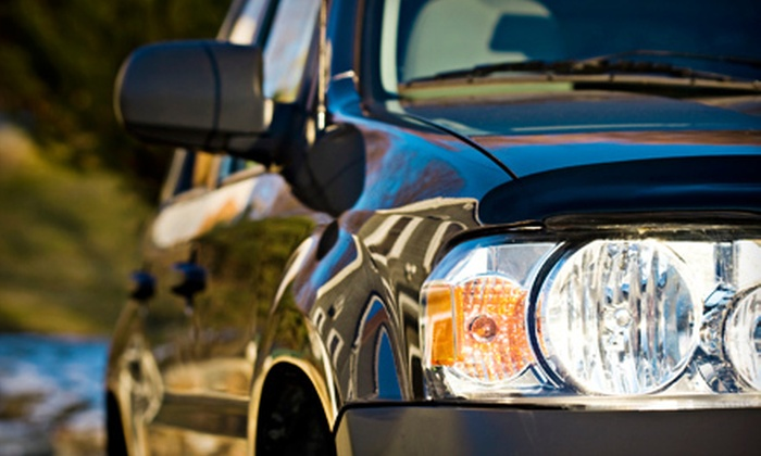 Griffin Mobile Auto Care - Valley Ranch: Exterior-Protection Package for a Car, SUV, Truck, or Conversion Van from Griffin Mobile Auto Care (Up to 54% Off)
