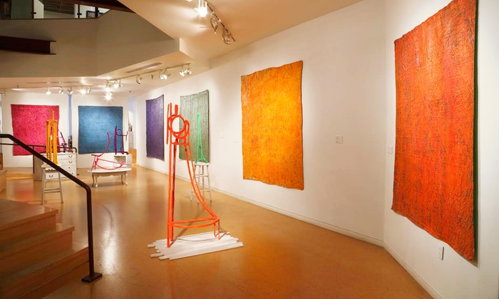 Kentucky Museum of Art and Craft - Central Business District: Individual or Family Membership or Admission for Two or Four at Kentucky Museum of Art and Craft (Up to 52% Off)
