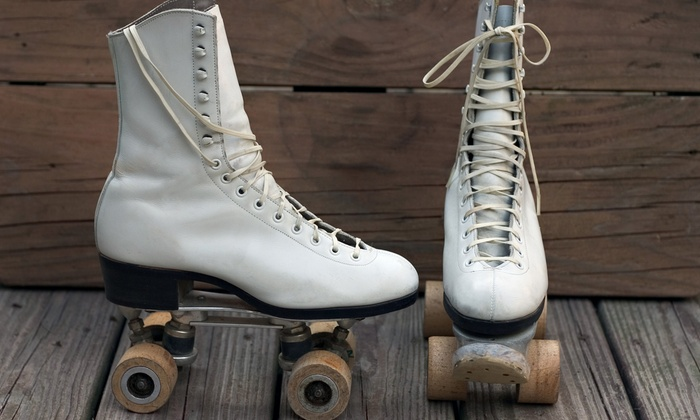 King's Skate Country - Elk Grove: Roller Skating for Two with Drinks or for Four at King's Skate Country ( Up to 56% Off)