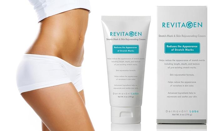 RevitaGen FX Stretch Mark and Skin Repair Formula: 6-oz. Bottle of RevitaGen FX Stretch Mark and Skin Repair Formula