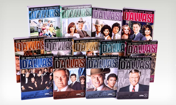 Dallas: The Complete Series on DVD: $219.99 for Dallas: The Complete Series on DVD ($470.99 List Price). Free Shipping and Returns.