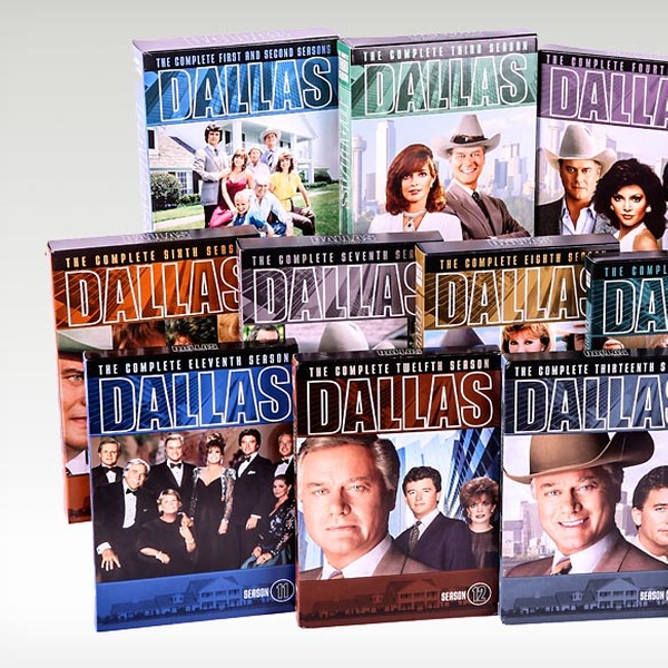 $219 99 for Dallas: The Complete Series on DVD ($470 99 List Price)  Free  Shipping and Returns
