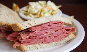 Fromin's Delicatessen Restaurant: $13 for $25 Worth of Deli and Diner Food at Fromin's Delicatessen & Restaurant