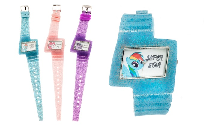 My Little Pony Watch: My Little Pony Watch. Multiple Colors Available. Free Returns.