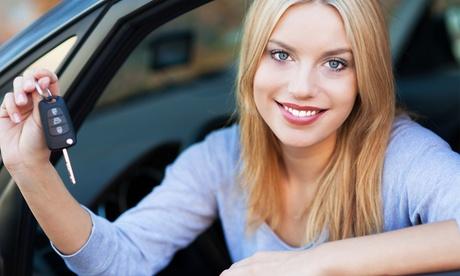 Curso para obtener el carné de coche con 10 o 12 prácticas desde 59 € en 4 centros a elegir Oferta en Groupon