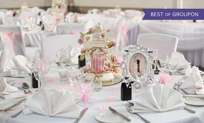 image for Wedding Package at DoubleTree by Hilton, 8 New UK Locations (Up to 53% Off)