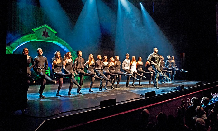 "Rhythm in the Night, The Irish Dance Spectacular - Coral Springs Center for the Arts: $25 for ""The Irish Dance Spectacular"" at Coral Springs Center for The Arts (Up to $50.52 Value)"