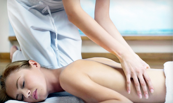 BackFit Health + Spine - Multiple Locations: 60-, 90-, or 120-Minute Full-Body Therapeutic Massage at BackFit Health + Spine (Up to 56% Off)