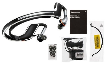 Motorola Flex HD Wireless Stereo Bluetooth Headset