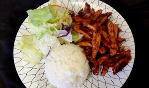 Hidden Teriyaki: $12 for $20 Worth of Japanese and Chinese Cuisine at Hidden Teriyaki