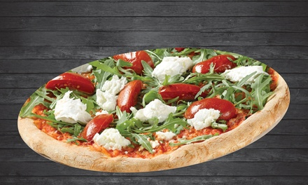 Dine-In or Delivery: Up to AED 129 for Up to AED 250 to Spend on Italian Food at Bricco Pizza & Pasta (Up to 52% Off)