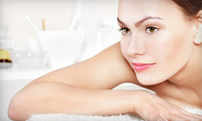 Devon Esthetique - Chadds Ford: Custom Massage, Custom-Cleanse Facial, or Both at Devon Esthetique (Up to 57% Off)