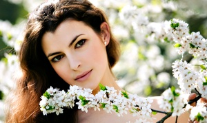 Violeta's Organic Spa: One, Two, or Three Microdermabrasions at Violeta's Organic Spa (Up to 56% Off)
