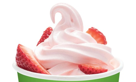 Fro-Yo at Peachwave (Up to 45% Off). Two Options Available.