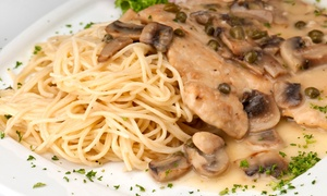 Juniper's Restaurant: New American Cuisine at Juniper's Restaurant (Up to 56% Off). Three Options Available.