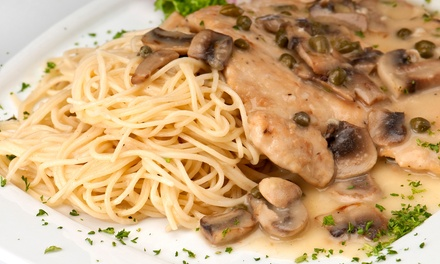 New American Cuisine at Juniper's Restaurant (Up to 48% Off). Three Options Available.