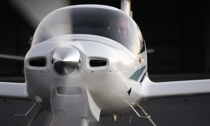 Alpha One Air Service - Rowan County Airport: $119 for Introductory Flight Experiencewith Ground Instruction & Souvenir from Alpha One Air Service ($270.50 Value)