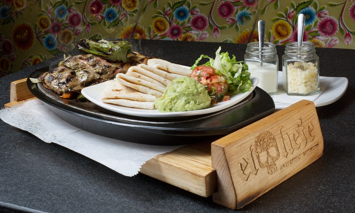 El Hefe - Near North Side: $25 for $40 Worth of Brunch Food and Drinks at El Hefe