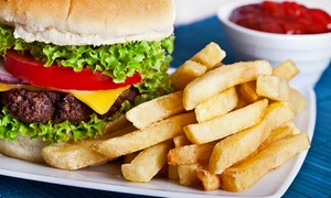 Big Daddy's Bar and Grill (IN): American Food at Big Daddy's Bar & Grill (41% Off). Three Options Available.