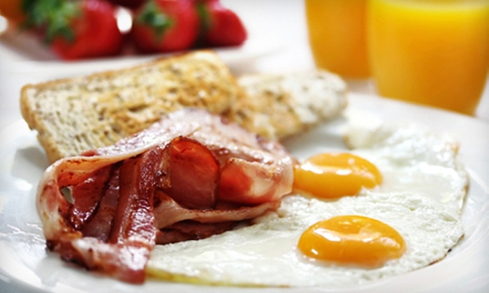 Uptown Diner - East Isles: $7 for $15 Worth of Creative Brunch Food at Uptown Diner