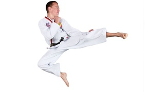 ATA Family Martial Arts: $39 for One Month of Martial-Arts Classes with a Uniform at ATA Family Martial Arts ($165 Value)