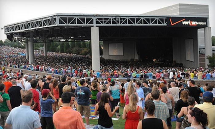 Weenie Roast 2012 - Harris - Houston: Weenie Roast 2012 with The Offspring at Verizon Wireless Amphitheatre Charlotte on September 16 (Up to 52% Off)