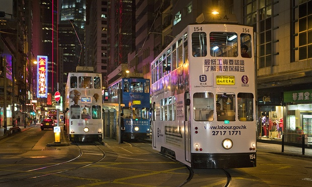 Hong Kong: SIA Return Flights 3
