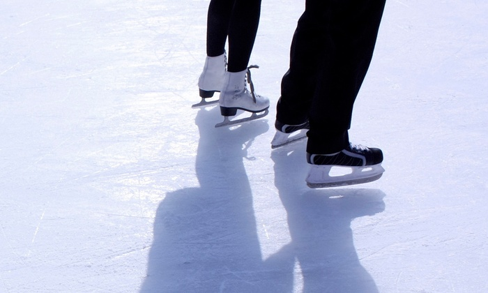 Delaware State Fair Ice Rink - Harrington: Ice Skating for Two or Four, Learn to Skate, or Learn to Play Hockey at Delaware State Fair Ice Rink (Up to 54% Off)