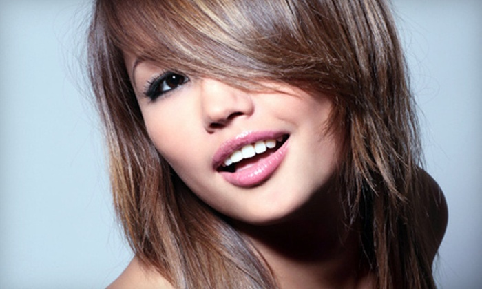 Sonja Toschik at Professional Image Hairstyling - Tulsa: Haircut Package at Professional Image Hairstyling (Up to 61% Off). Three Options Available.