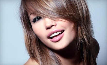 Haircut Package with Shampoo, Blow-Dry, and Style (a $40 value) - Sonja Toschik at Professional Image Hairstyling in Tulsa