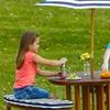 Kids' Round Dining Set (4-Piece)