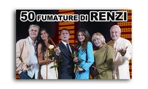 Teatro Verdi di Montecatini: Il Cabaret del Bagaglino - 50 Fumature di Renzi il 27 febbraio al Teatro Verdi di Montecatini (sconto fino a 40%)