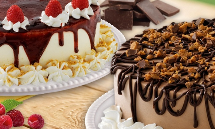 Marble Slab Creamery - Multiple Locations: Ice Cream Cakes at Marble Slab Creamery (Up to 50% Off).