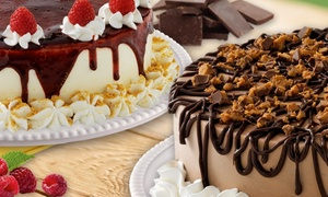 Marble Slab Creamery: Ice Cream Cakes at Marble Slab Creamery (Up to 50% Off).