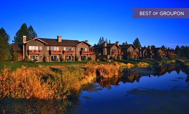 TripAlertz wants you to check out Stay at Sunriver Resort in Central Oregon, with Dates into May 4-Star Resort in Foothills of Oregon Cascades - AAA Four Diamond Oregon Resort