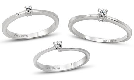 Ring mit Diamanten in der Größe nach Wahl (Berlin)