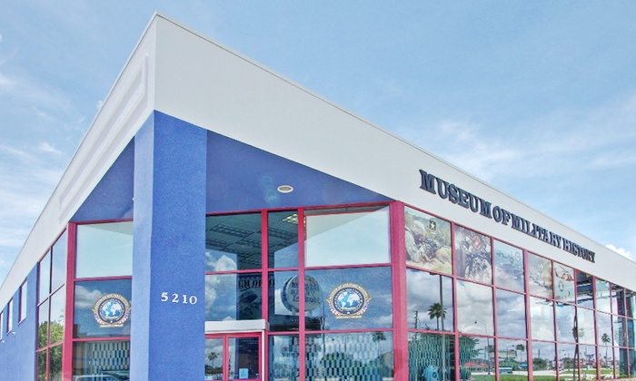 Museum of Military History - Kissimmee: Visit for Two, Four, or Six to the Museum of Military History (46% Off)