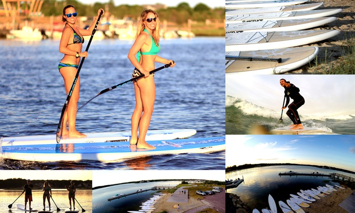 Air Support - West Dennis: Up to 52% Off Paddleboard Tour for 1 or 2 at Air Support