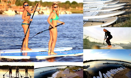 Up to 52% Off Paddleboard Tour for 1 or 2 at Air Support