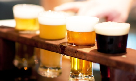 Brewery-Tour Package for Two or Four at Railway City Brewing Company (Up to 55% Value)