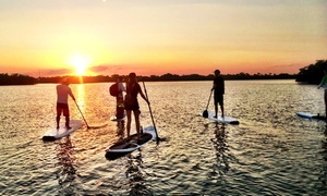 South Florida Paddle LLC: $47 for a Two-Hour Standup-Paddleboard Eco Tour for Two from South Florida Paddle LLC ($90 Value)