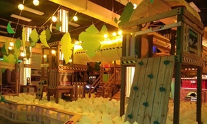 Kids Adventure: Up to 56% Off All Day Kids Play Pass at Kids Adventure