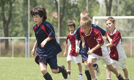 Youth Sports Camps & Adult Trainings at Westfit Worldwide (Up to 75% Off). Four Options Available.
