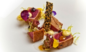 Avista: Five-Course Tasting Menu with Prosecco for One or Two at TripleAA-Rosette Avista at Millennium Mayfair (49% off)