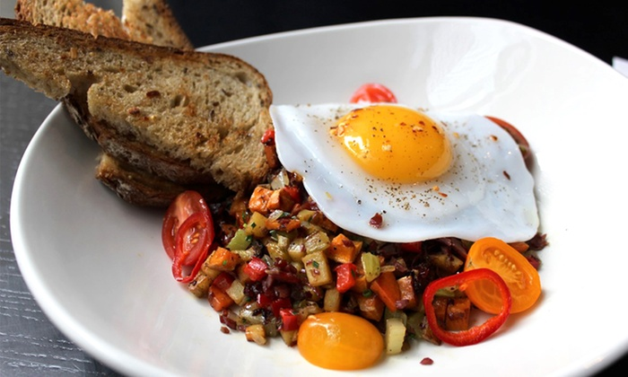 Benchmark and Highline Bar + Lounge - Multiple Locations: Brunch or Lunch for 2 or 4 at Benchmark or Highline Bar + Grill from Four Corners Tavern Group (Up to 46% Off)