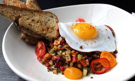 Brunch for Two or Four at Benchmark or Highline Bar + Grill from Four Corners Tavern Group (Up to 46% Off)