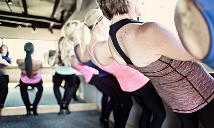 $39 for Two Weeks of Unlimited Classes at Pure Barre ($112 Value)