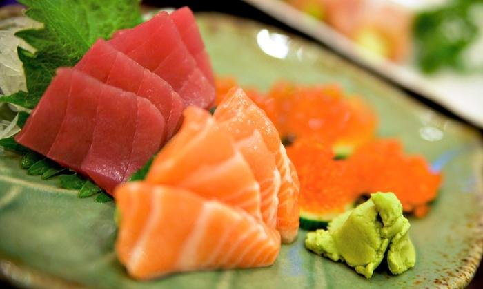 Hana Matsuri - North Westminster: Sushi, Creative Japanese Dishes, and Drinks at Hana Matsuri (47% Off)