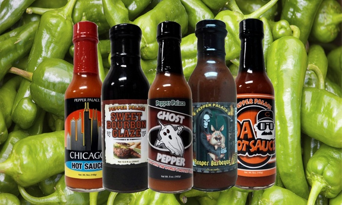 Pepper Palace - Multiple Locations: Up to 40% Off spices, sauces and seasoning at Pepper Palace Water